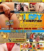 I Spy Camel Toe