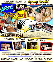 Wet Wild And Wasted