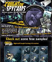 Caught On Spy Cams