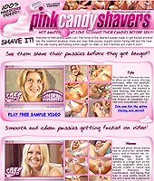 Pink Candy Shavers
