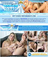 Footjob Angels