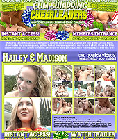 Cum Swapping Cheerleaders