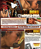 Black Dong In Hong Kong